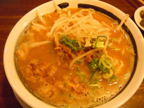 「味噌嗎」@ばり嗎 東松山店の写真
