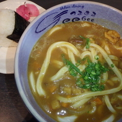 Udon dining つるまる Geeの写真