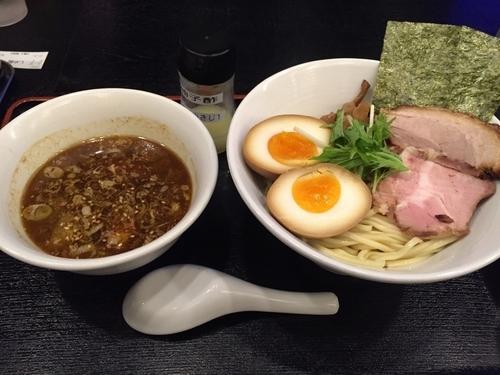 「つけ麺」@麺行使 伊駄天 静岡店の写真