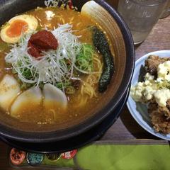 鶴橋らーめん食堂 鶴心 三井アウトレットパーク大阪鶴見店の写真