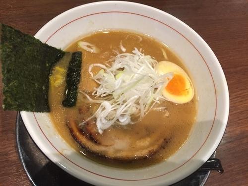 「醤油(アジ✖︎煮干)¥680」@真喰者の写真