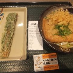 はなまるうどん ダイバーシティ東京店の写真