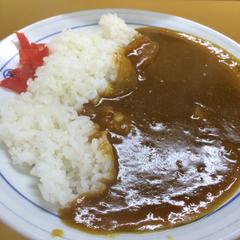 三沢駅食堂の写真