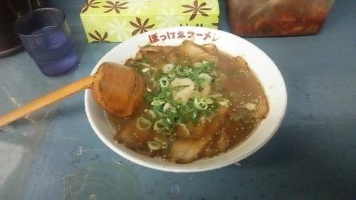 「ぼっけゑチャーシュー麺 醤油」@ぼっけゑラーメンの写真