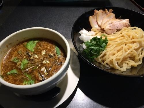 「つけ麺(魚介醤油)」@らぁ麺 つけ麺奉行 てっぺんの写真