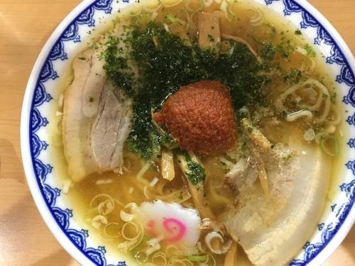 「赤湯からみそラーメン 830円」@龍上海 医大前支店の写真