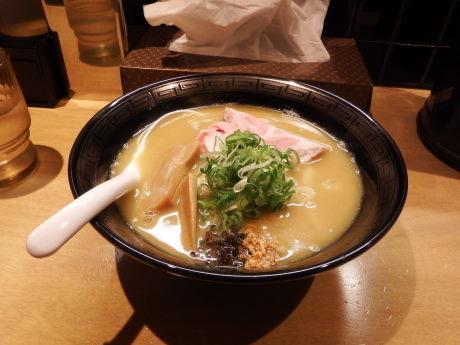 「味噌ハーフ」@ふじ屋 NOODLEの写真