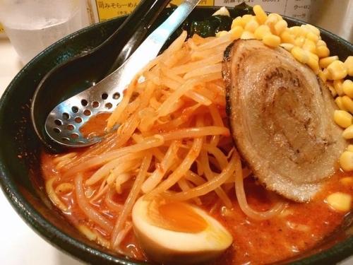 「冷やし辛味噌麺」@らーめん 司の写真