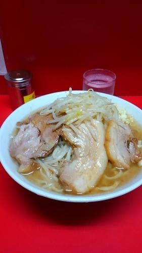 「小ラーメン ¥700」@ラーメン二郎 西台駅前店の写真