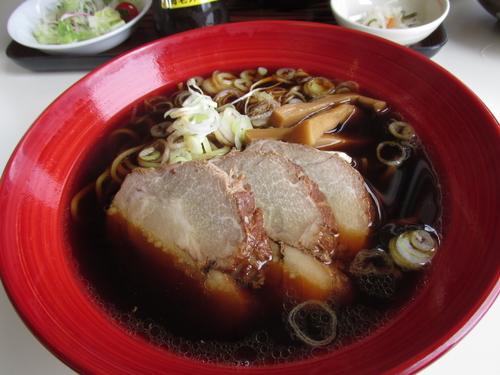 「立山ブラックチャーシュー麺 「1,300円」」@レストラン立山の写真