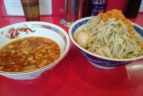 「つけ麺」@蒙麺 火の豚の写真