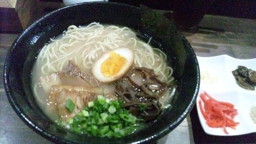 「鶏白湯拉麺」@mendokoro ICHIの写真