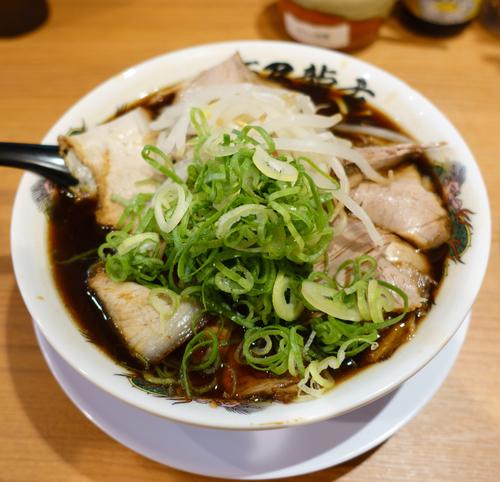 「チャーシュー麺」@麺屋 龍玄の写真