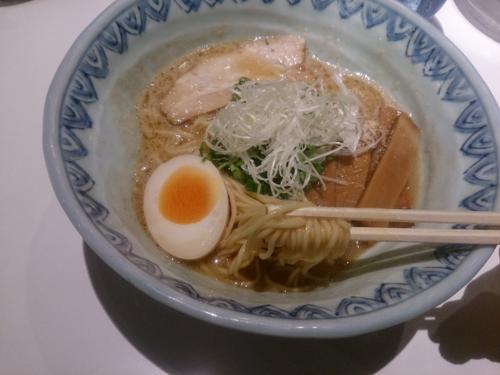 「たくみラーメン」@麺屋 たくみの写真