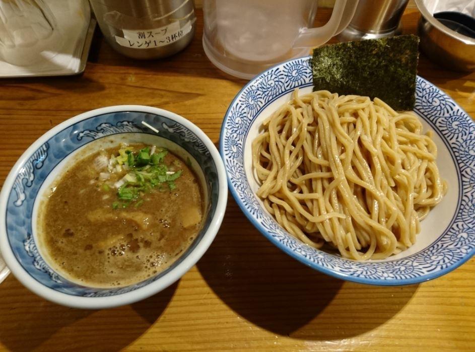 【渋谷】つけ麺が食べたい!渋谷駅周辺でつけ麺が食べられるお店5選