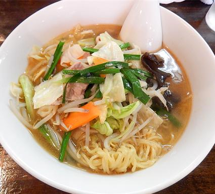 「タンメン(850円)」@好麺の写真