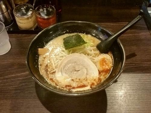 「醤油らーめん」@麺や むこうぶち 西葛西店の写真