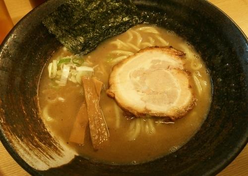 「とろっと濃厚達の海鰹 780円」@麺屋 達の写真