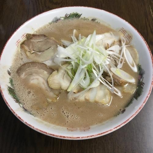 「チャーシュー麺 (780円)」@博多ラーメン 恵比須の写真