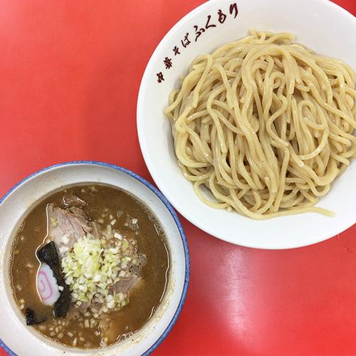 「肉つけ麺」@中華そば ふくもりの写真