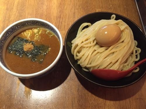 「つけ麺 (大)」@つけ麺専門店三田製麺所 梅田店の写真