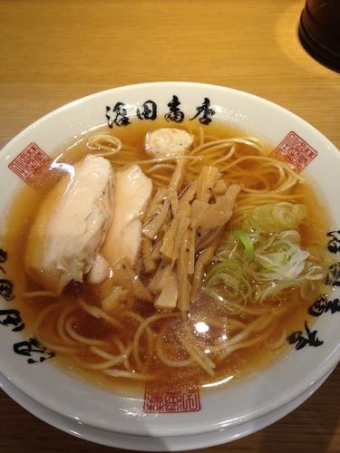 「醤油中華」@麺組分店 沼田商店の写真