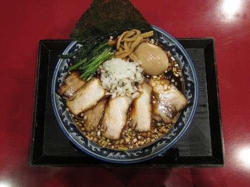 「溜まり醤油中華そば 756円 +味玉クーポン」@麺屋 むろかわの写真