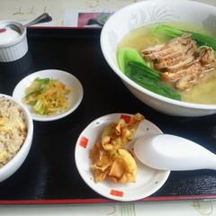 瀧騰氷花餃子の写真