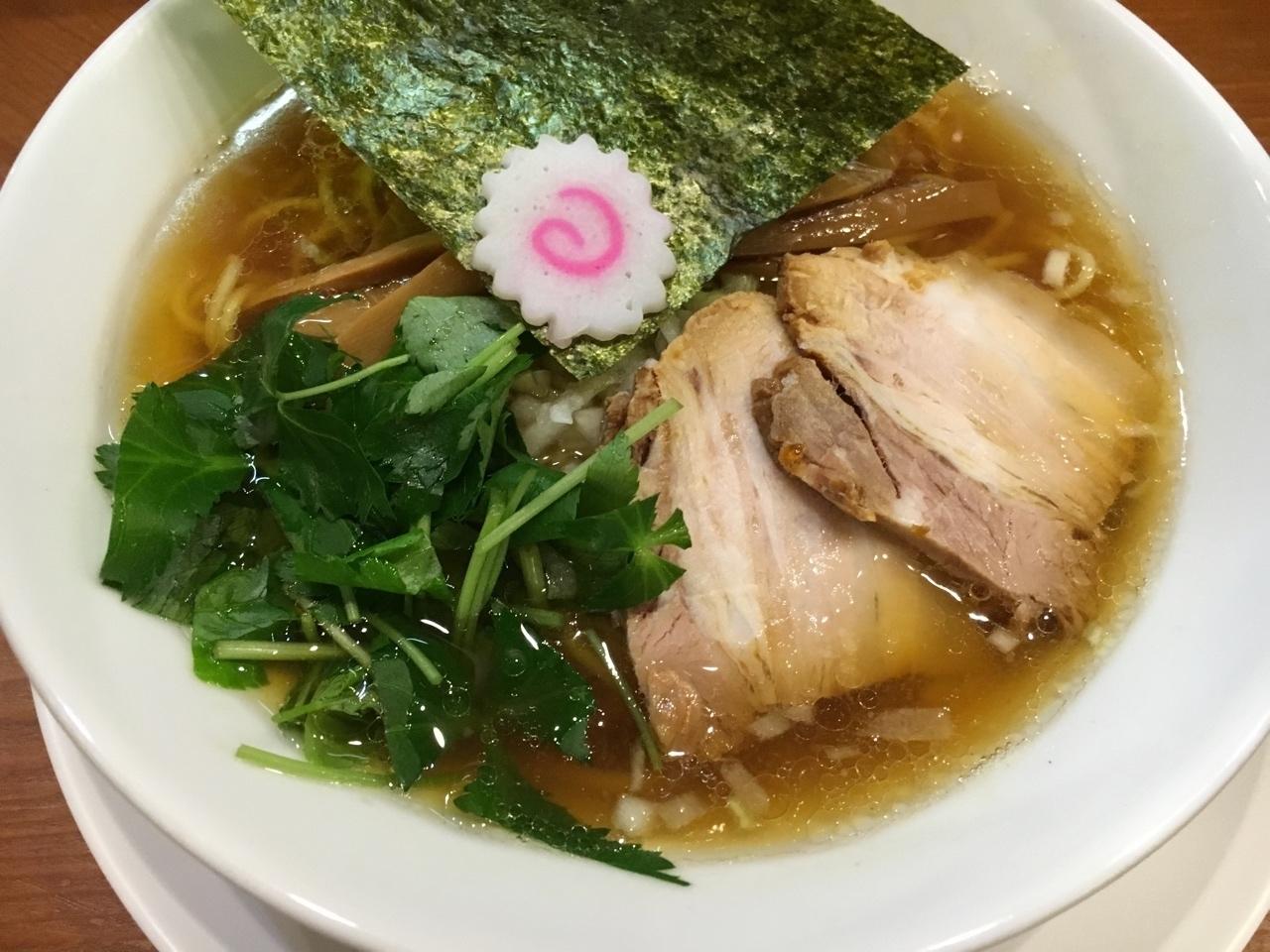 新宿で醤油ラーメンならココで!新宿で食べたい醤油ラーメン人気店4選