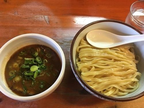 「つけ麺 中 温盛 800円」@麺屋 高橋の写真