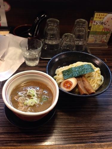 「魚介豚骨つけ麺 大」@つけ麺 きらりの写真