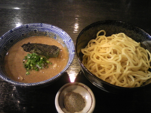 「つけ麺」@二代目 狼煙 ~心~の写真
