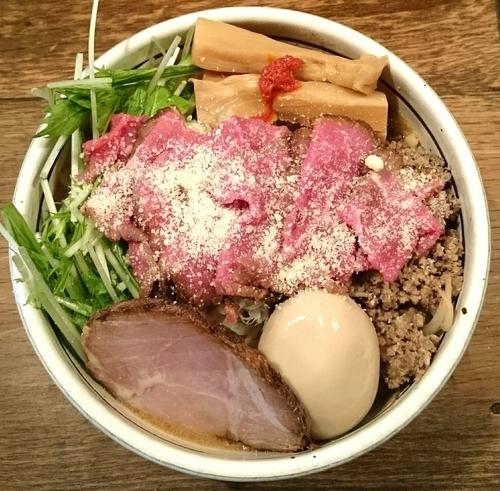 「特製濃厚味噌(カレー)」@みそや林檎堂BASICの写真