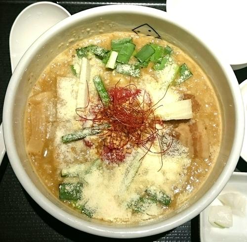 「カレー味噌」@Miso Noodle Spot 角栄 KAKU-Aの写真