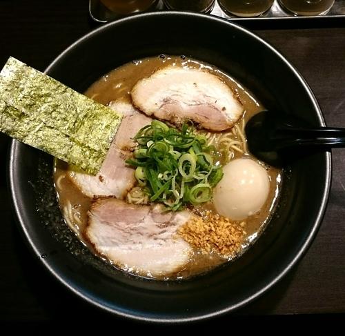 「ラーメン 味玉」@ラーメンくれはの写真