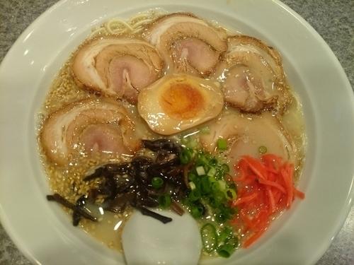 「チャーシュー(白) ¥500」@麺屋 MANIの写真