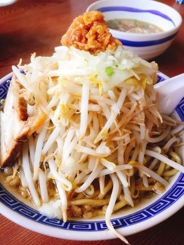 「ふじ麺」@常勝軒 伊勢崎店の写真