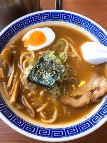 「味噌ラーメン」@常勝軒 伊勢崎店の写真