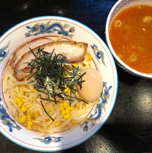 「つけ麺(味噌)850円」@麺屋 めんりゅうの写真