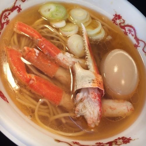 「鬼そば藤谷 にて 海と大地の恵み+味玉100円」@大つけ麺博 2016の写真