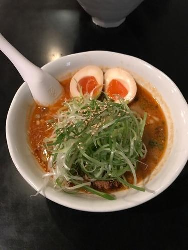 「担々麺」@麺辰の写真