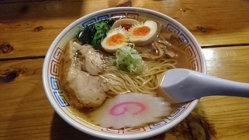 「東京ラーメン(並)・・680円」@日の出製麺所の写真