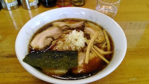 「チャーシュー麺大盛800円」@醤油らーめん専門店 太尊の写真