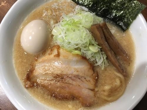 「【限定】背脂醤油ソバ 780円」@ラーメン 和なりの写真