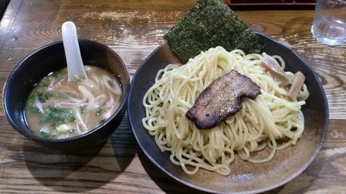 「つけ麺_800円」@中華蕎麦 つけ麺 一の写真