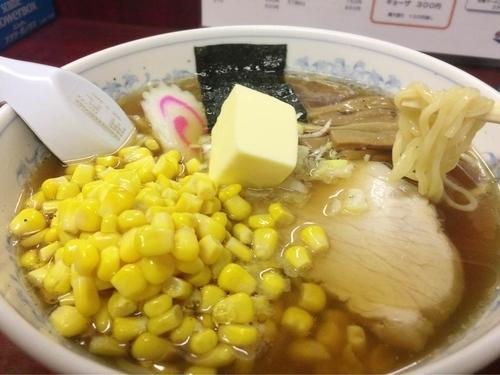 「バターコーンラーメン(700円)」@らーめんランド 鶴見店の写真