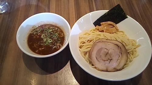 「つけ麺大盛」@麺屋 ひかりの写真