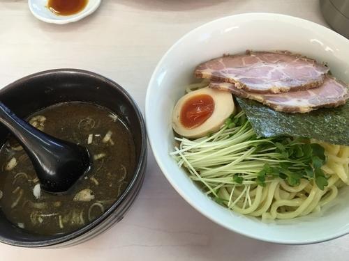 「つけめん」@あぢとみ食堂の写真