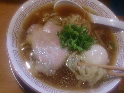 「味玉らーめん」@麺や 河野の写真