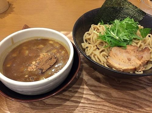 「カレーつけ麺並(850円)」@麺処つむじの写真